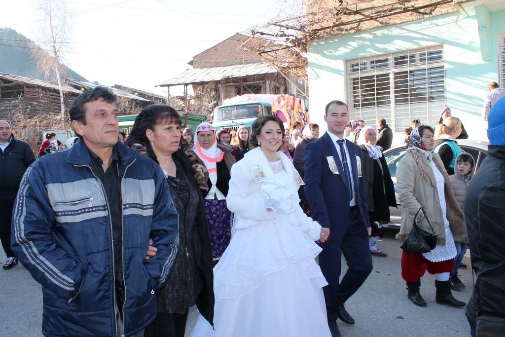 Сватба в гоцеделчевското село Брезница