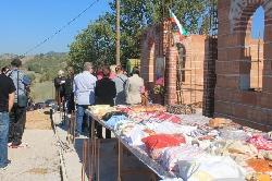 Положиха основния камък на църквата в Изгрев