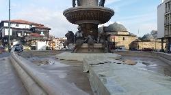 Скопие през януари
