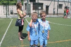 Детски футболен турнир в Благоевград