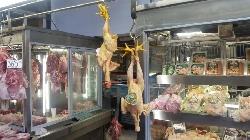 Предколедно на пазара в Солун