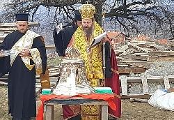 Исторически ден Церово! За първи път камбанен звън огласи селото!