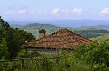 Илюзията «къща село»