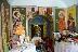 Раздадоха 10 казакурбан край параклис в Брежани