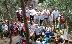 Младежи от Банско и Разлог с поход до Байкушевата мура