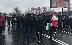 Блокада край Разлог, стотици излязоха пътя