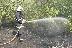 Пожар овъгли мъж във фургон в село Струма