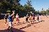 Тенис корт разнообразява ежедневието младежи в три сандански села