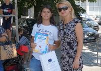 Турнир по тенис на маса вдъхнови десетки деца в община Струмяни