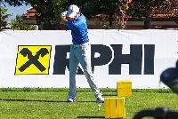 След благотворителен голф турнир АУБ дарява 3500 долара на разложката болница