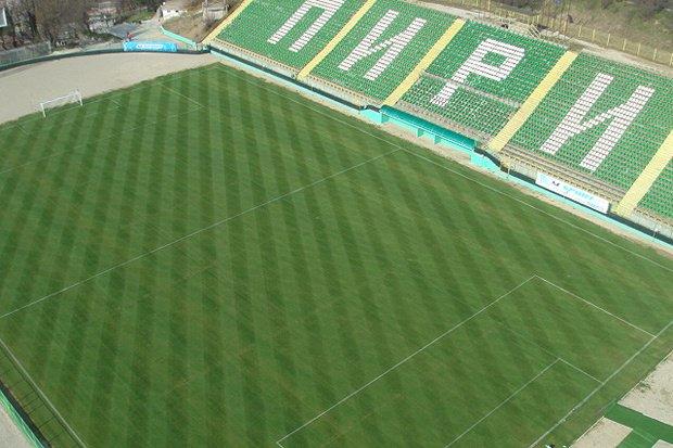 Резултат с изображение за стадион село Рилци