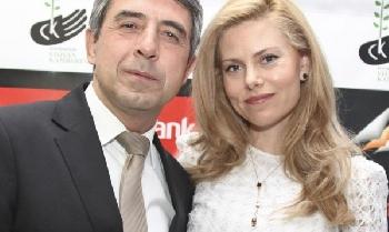 Росен Плевнелиев и Деси Банова се врекоха церемония в София
