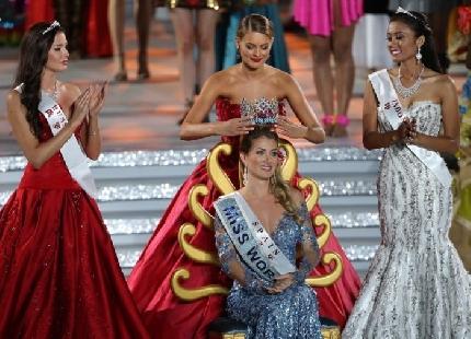 Мис Свят 2015 се захласпо Ансу Фати